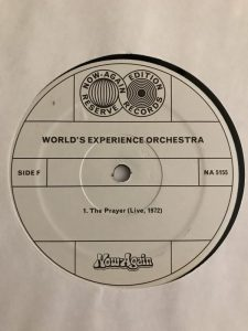 World's Experience Orchestra